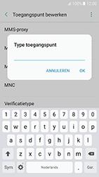 Samsung A520 Galaxy A5 (2017) - Mms - Handmatig instellen - Stap 12