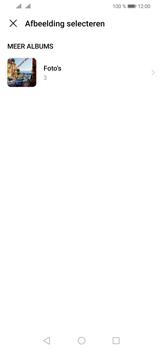 Huawei P30 Lite - E-mail - e-mail versturen - Stap 12