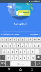 Sony Xperia XZ - E-mail - Handmatig instellen - Stap 9