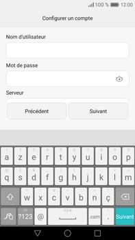 Huawei Mate 8 - E-mail - Configuration manuelle - Étape 8