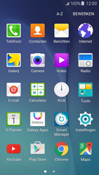 Samsung J500F Galaxy J5 - Contacten en data - Contacten overzetten via Bluetooth - Stap 3