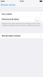 Apple iPhone 6s iOS 10 - Internet - Configurar Internet - Paso 6