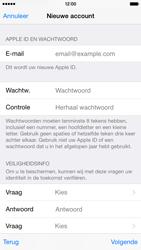 Apple iPhone 6 - Applicaties - Account instellen - Stap 13