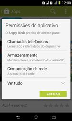 Sony D2105 Xperia E1 Dual - Aplicativos - Como baixar aplicativos - Etapa 17