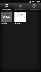 Sony MT27i Xperia Sola - Internet - Internetten - Stap 7