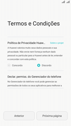 Huawei Y6 - Primeiros passos - Como ativar seu aparelho - Etapa 7