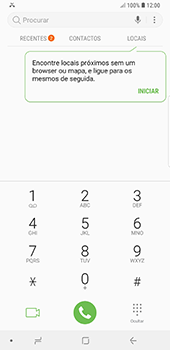 Samsung Galaxy Note 8 - Android Oreo - Chamadas - Como bloquear chamadas de um número -  4