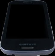 Samsung Galaxy Trend - Premiers pas - Découvrir les touches principales - Étape 6