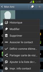 Samsung Galaxy Express - Contact, Appels, SMS/MMS - Ajouter un contact - Étape 9