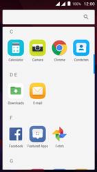 Alcatel Pixi 4 (5) 4G (5045X) - Contacten en data - Contacten kopiëren van SIM naar toestel - Stap 3