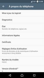 Sony Xperia XZ (F8331) - Appareil - Mises à jour - Étape 6