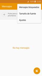 Samsung Galaxy S6 - Mensajería - Configurar el equipo para mensajes de texto - Paso 5