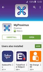 Samsung Galaxy J1 - Applications - MyProximus - Step 10