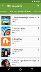 Motorola Moto G 3rd Gen. (2015) (XT1541) - Aplicaciones - Descargar aplicaciones - Paso 11