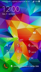 Samsung Galaxy Grand Prime - Primeiros passos - Como ligar o telemóvel pela primeira vez -  3
