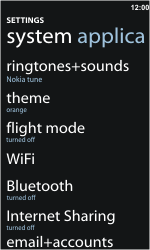 Nokia Lumia 610 - Bluetooth - Pair with another device - Step 4