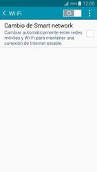 Samsung Galaxy A3 - WiFi - Conectarse a una red WiFi - Paso 5