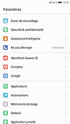 Honor 9 - Applications - Supprimer une application - Étape 3
