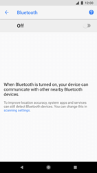 Google Pixel 2 - WiFi and Bluetooth - Setup Bluetooth Pairing - Step 6