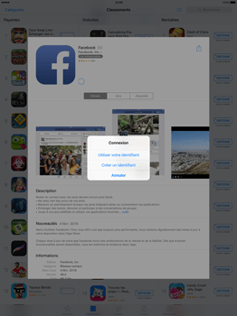 Apple iPad Pro 12.9 (1st gen) - iOS 9 - Applications - Télécharger des applications - Étape 7