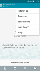 Samsung G900F Galaxy S5 - E-mail - Instellingen KPNMail controleren - Stap 6