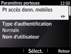 Nokia Asha 210 - Mms - Configuration manuelle - Étape 16