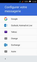 Huawei Y3 - E-mail - Configuration manuelle (gmail) - Étape 7