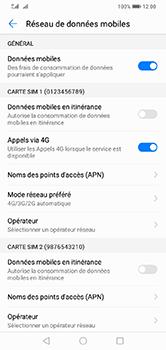 Huawei Y7 (2019) - Réseau - activer 4G - Étape 7