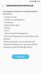 Samsung Galaxy Xcover 4 (SM-G390F) - Instellingen aanpassen - Fabrieksinstellingen terugzetten - Stap 7