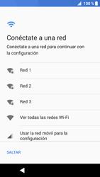 Sony Xperia XZ1 - Primeros pasos - Activar el equipo - Paso 8