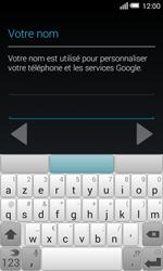 Alcatel OT-5050X Pop S3 - Premiers pas - Créer un compte - Étape 11
