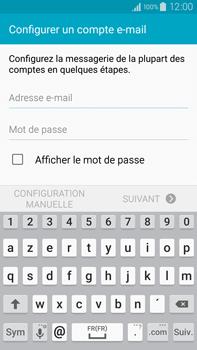 Samsung Galaxy Note 4 - E-mails - Ajouter ou modifier votre compte Yahoo - Étape 5