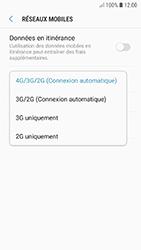Samsung A520F Galaxy A5 (2017) - Android Oreo - Réseau - Changer mode réseau - Étape 7