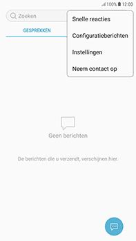 Samsung Galaxy J4 - MMS - probleem met ontvangen - Stap 5