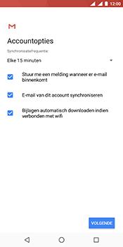 Nokia 7 Plus (Dual SIM) - E-mail - Handmatig Instellen - Stap 10