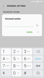 Samsung G920F Galaxy S6 - Android Nougat - Voicemail - Manual configuration - Step 8