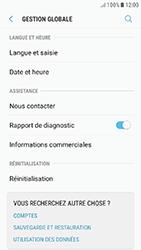 Samsung Galaxy J5 (2017) - Aller plus loin - Restaurer les paramètres d'usines - Étape 5