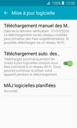 Samsung Galaxy J1 - Réseau - Installation de mises à jour - Étape 7