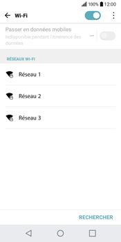 LG Q6 - WiFi et Bluetooth - Configuration manuelle - Étape 6