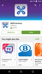 BlackBerry DTEK 50 - Applications - MyProximus - Step 8