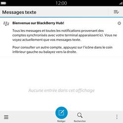 BlackBerry Passport - Mms - Envoi d