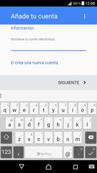 Sony Xperia X - E-mail - Configurar Gmail - Paso 11
