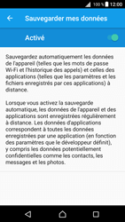 Sony Xperia Z5 - Android Nougat - Device maintenance - Back up - Étape 9
