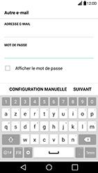 LG H840 G5 SE - E-mail - Configuration manuelle - Étape 8