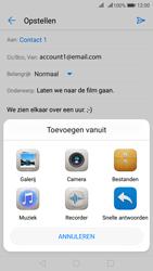 Huawei Nova 2 - E-mail - Hoe te versturen - Stap 11