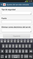 Samsung Galaxy S4 Mini - E-mail - Configurar correo electrónico - Paso 9