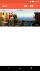 HTC One M8 - Bluetooth - Transferir archivos a través de Bluetooth - Paso 4
