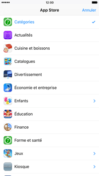 Apple iPhone 6 Plus iOS 9 - Applications - Télécharger des applications - Étape 5