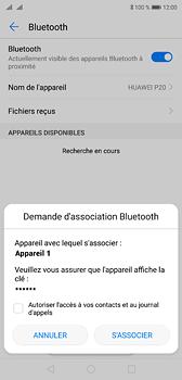 Huawei P20 - Bluetooth - connexion Bluetooth - Étape 9