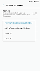 Samsung G930 Galaxy S7 - Android Nougat - Netwerk - Wijzig netwerkmodus - Stap 7